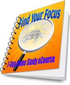 Find Your Focus eCourse